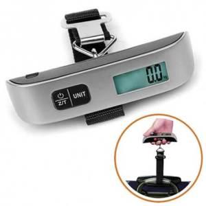 bascula digital de viaje peso de mano hasta 50 kg
