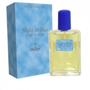 perfume generico prady agua de colonia pour homme night in blue 100 ml