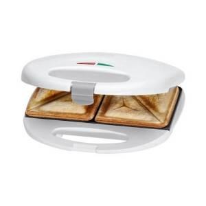 Sandwichera con placa triangular de corte EXCELENTE CALIDAD PAN SANDWICH BARATO OFERTA