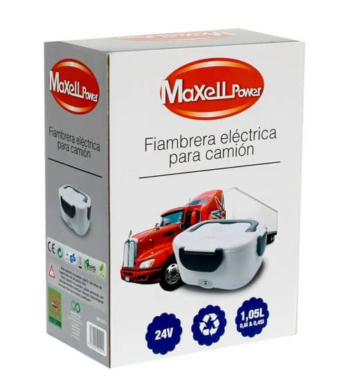 fiambrera electrica camion 24v