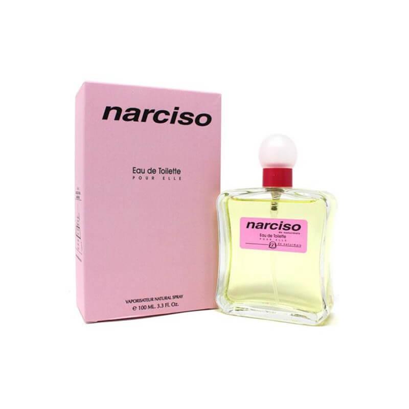Perfume para mujer NARCISO de NATURMAIS 100 ml