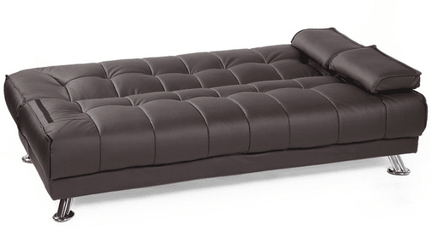 sofa cama chocolate