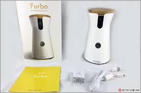 Unboxing furgo dog camera