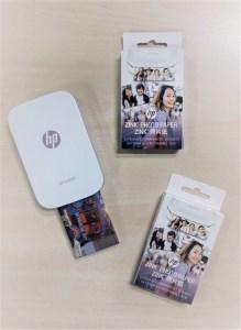 Impresora para celulares portatil HP Sproket
