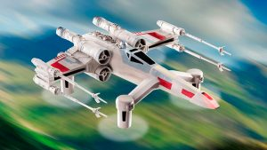 Star Wars T-65 X-Wing Starfighter Battle Quadcopter