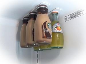 Soporte magnético de botellas Bottleloft