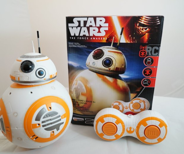 droid bb8 a control remoto regalos de star wars