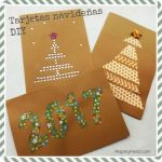 Nuevas tarjetas navideñas hechas a mano