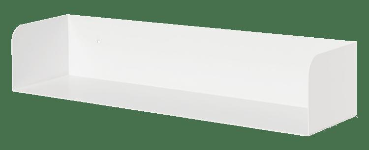 tablette murale blanche au design