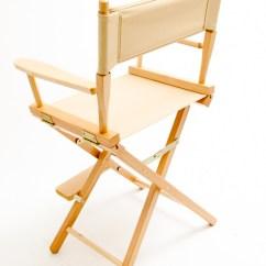 Counter Height Directors Chair Modern Papasan 24