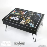 Millennium Falcon Asteroid Coffee Table - Regal Robot