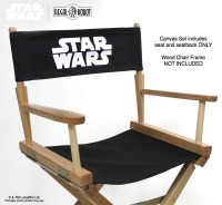 Star Wars Directors Chair Cover Set