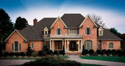 GAF's Camelot Sheffield Black shingles