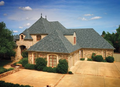 GAF's Camelot Williamsburg Slate shingles