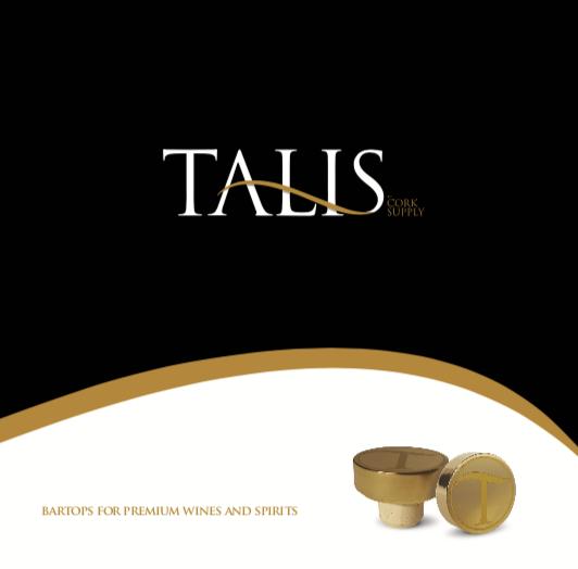 Talis wine and spirit sponsorship