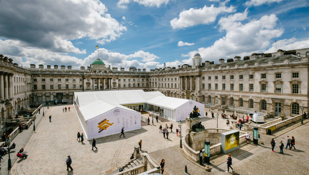 Photo London brand partnership and sponsorship