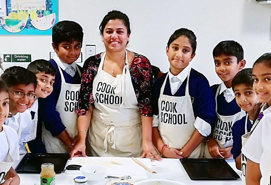 Cook School Sponsorship