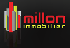 logo Miloon Immobilier