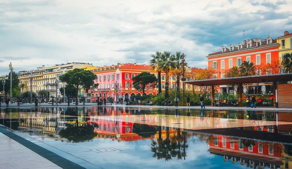 La ville de Nice