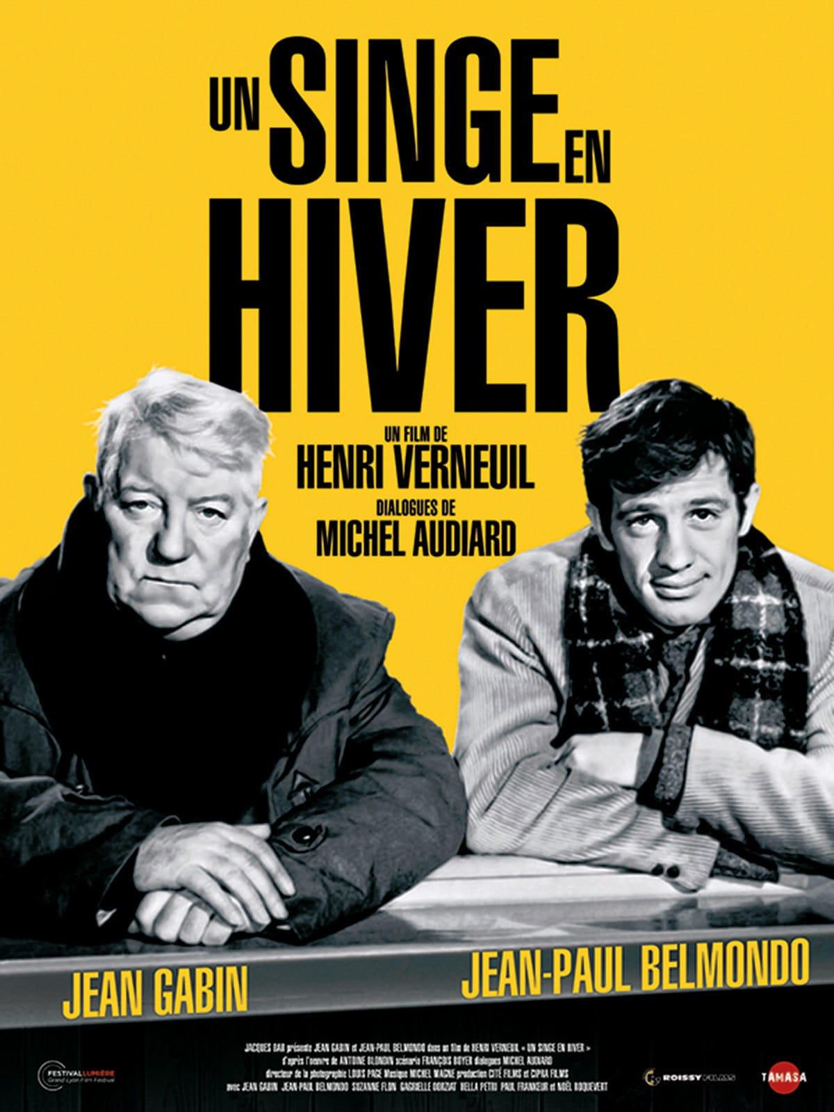Un Singe En Hiver Streaming : singe, hiver, streaming, Singe, Hiver, Regarder, Films