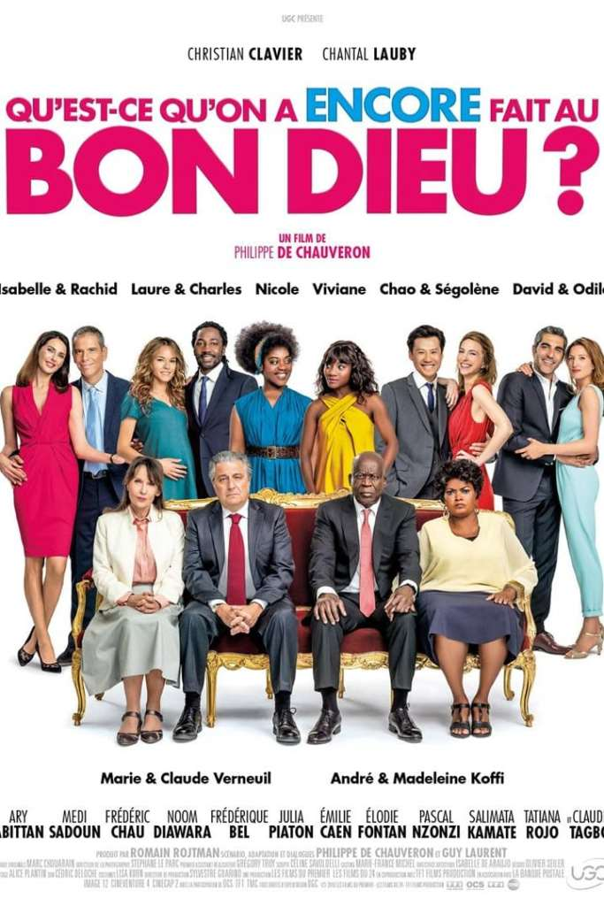 Qu'est Ce Qu'on A Encore Fait Au Bon Dieu Stream : qu'est, qu'on, encore, stream, Qu'est-ce, Qu'on, Encore, Regarder, Films