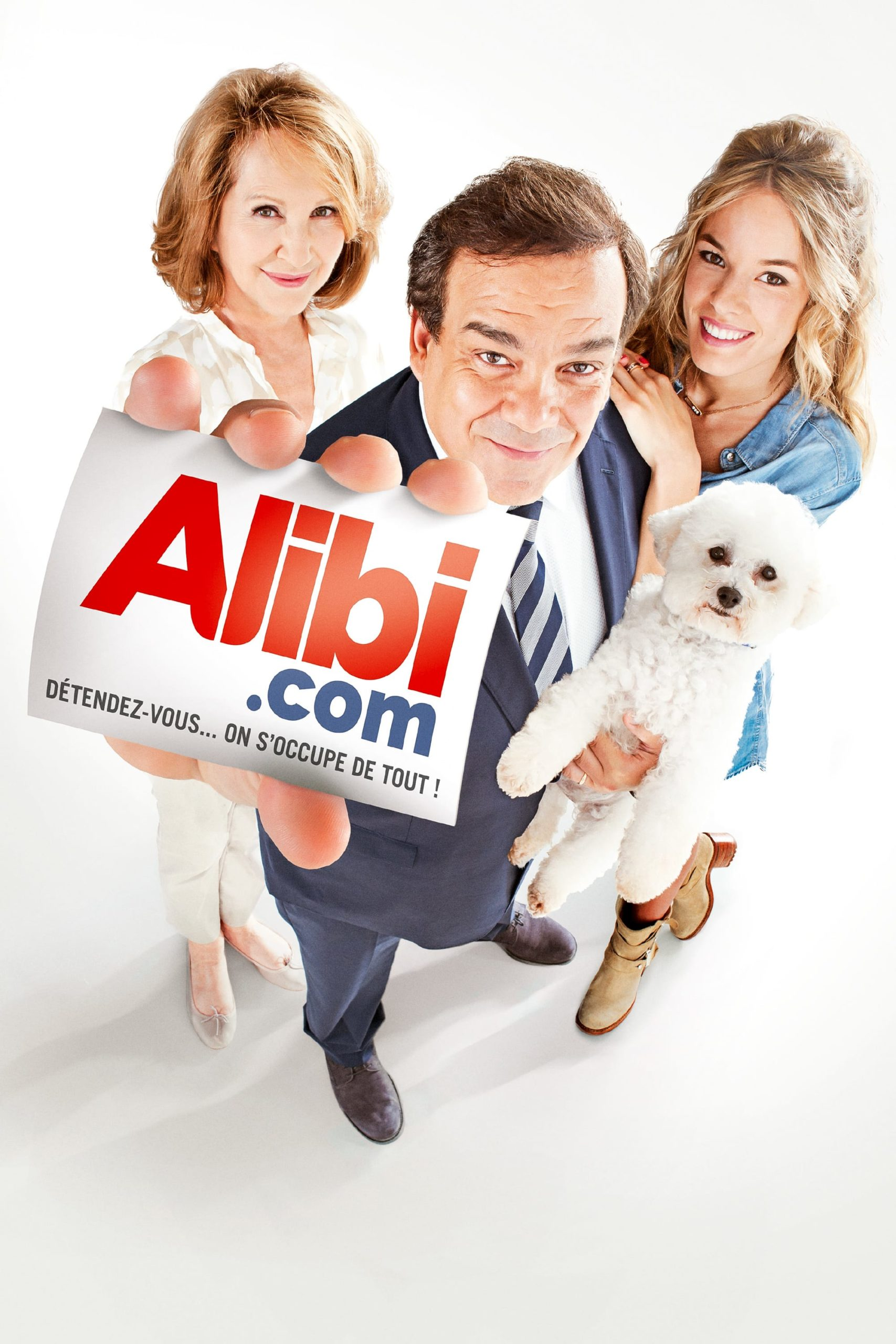 Film, Alibi.com, une comedie disponible en streaming sur