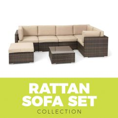 Rattan Outdoor Sofa Sets Uk Chadwick Freedom Garden Furniture And Aluminium