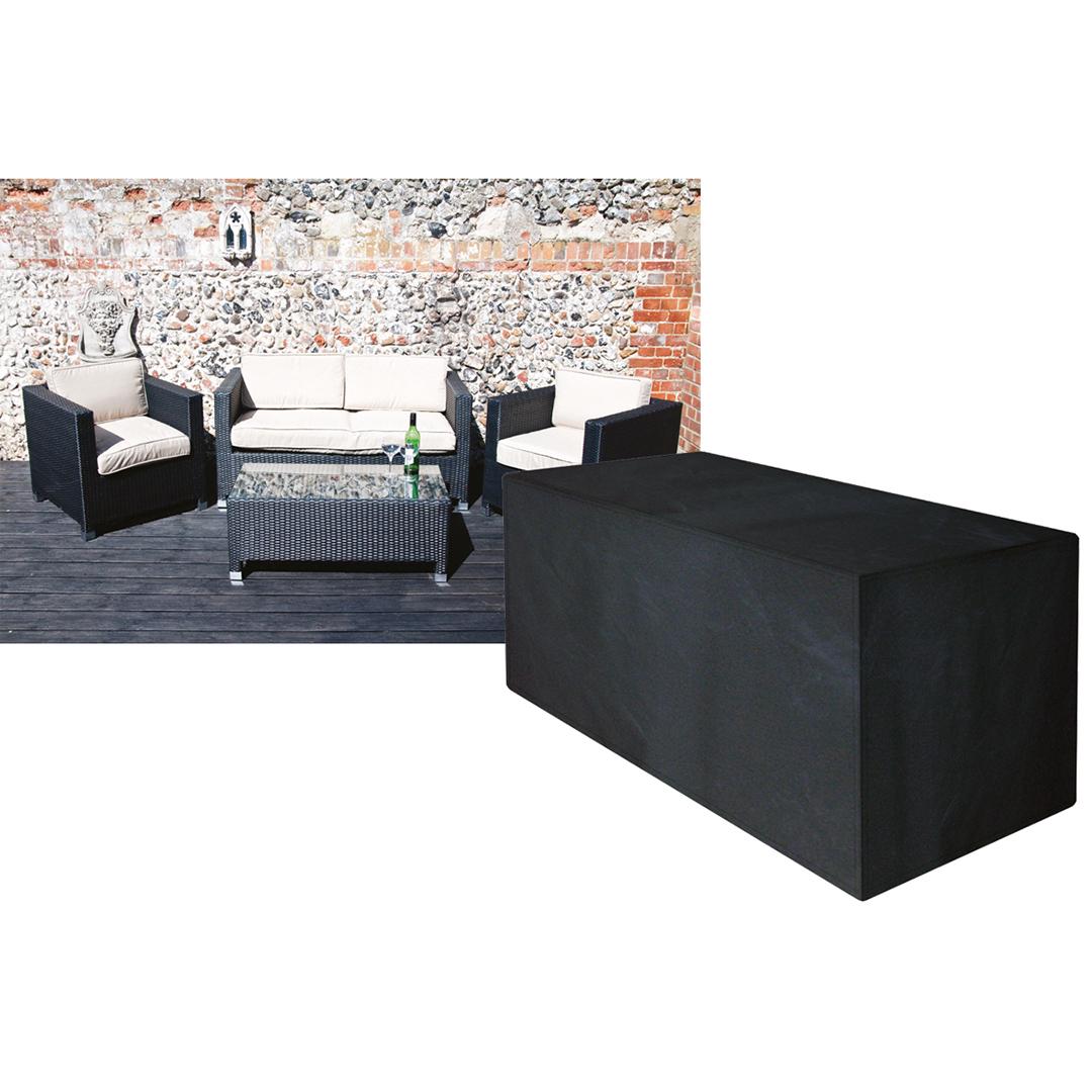 2 seater recliner sofa covers metropolitan small cover regatta garden furniture essex