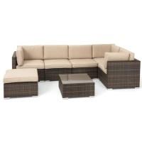 Outdoor Rattan Sofa Sets