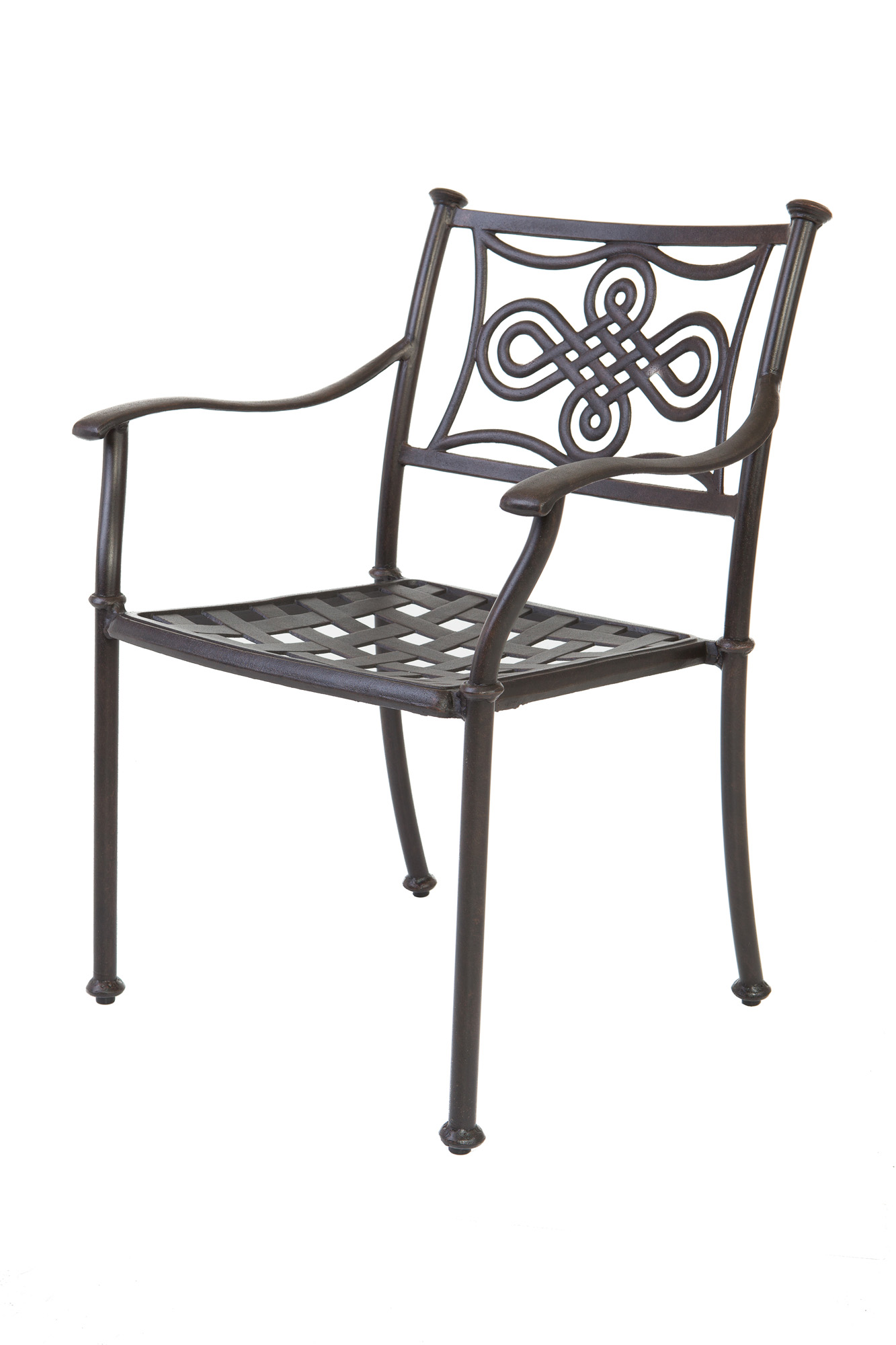 23 Unique Metal Patio Chairs With Cushions