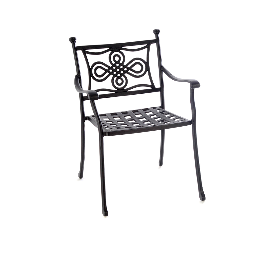 8 Seat Cast Aluminium Outdoor Dining Sets