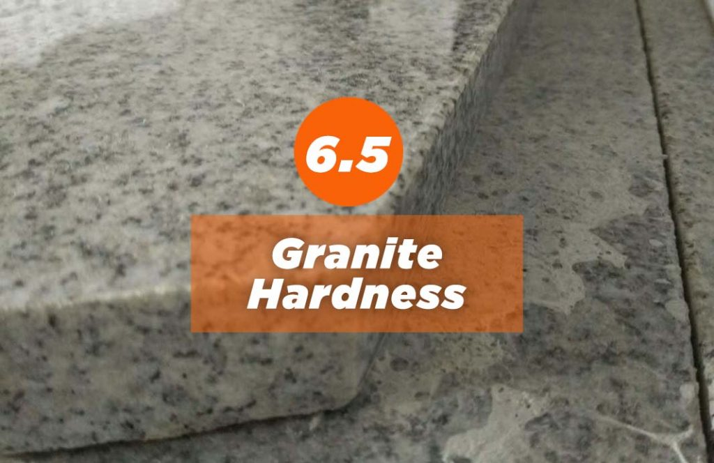 Granite Hardness on the Mohs Scale for Stone Strength