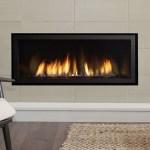 Hz40e Contemporary Gas Fireplace Regency