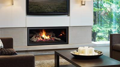 Contemporary Gas Fireplaces  Regency Fireplace Products