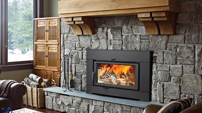 Wood Burning Fireplace Inserts  Regency Fireplace Products