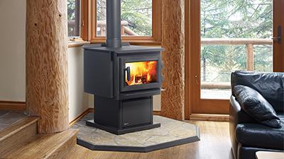 Wood Burning Stove Logos