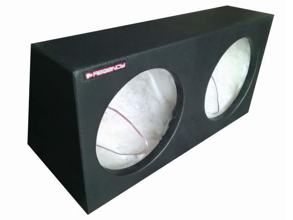 "Cod 023 - Box Duplo 2x12"" Selada"