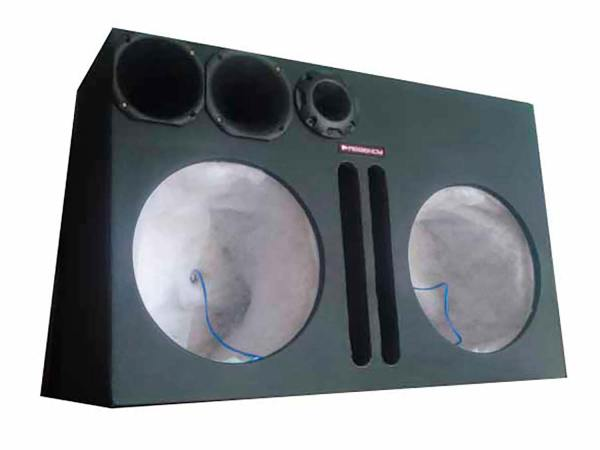 "Regency - Cod 438 Box Mega Trio 2x12"" 100L Dutada"
