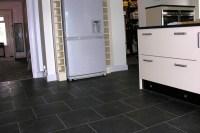 Karndean Flooring - DaVinci Celtic Slate Graphite - Fitted ...