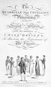 The Quadrille and Cotillion Panorama