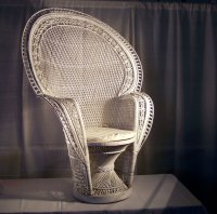 White Wicker Chair | Chairs Model