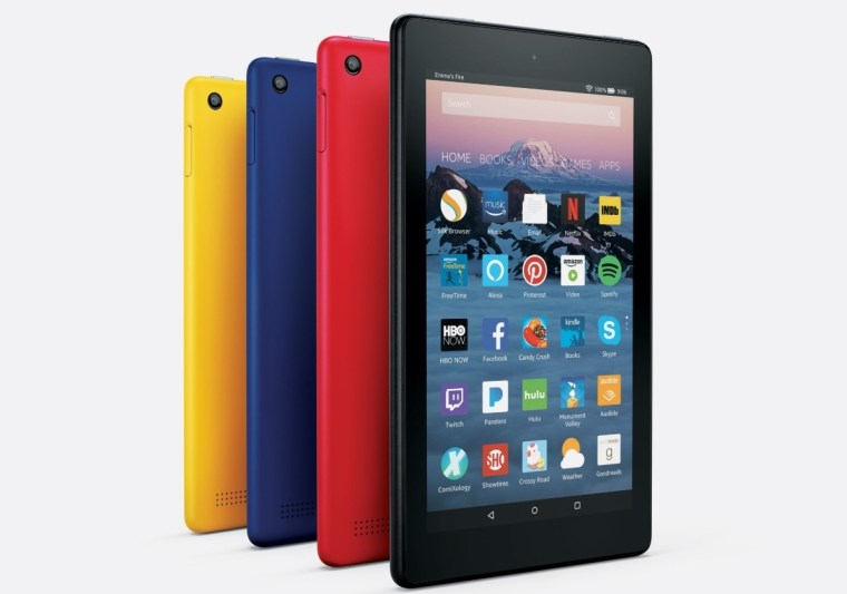 Amazon Fire Tablet Google Play