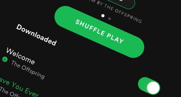 Spotify Shuffle Not Random