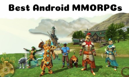 Best MMORPG Game For Android
