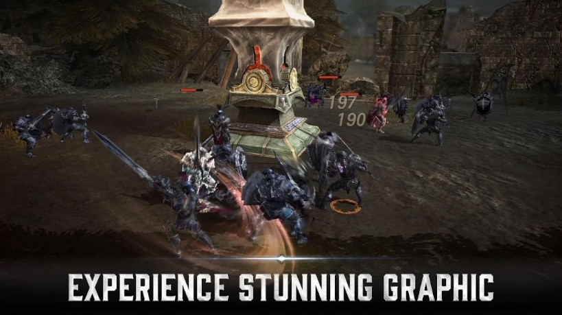 Best MMORPG Games For Android: Talion