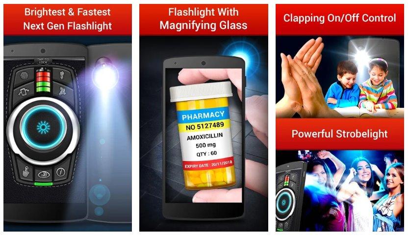 Flashlight - Torch LED Flash Light