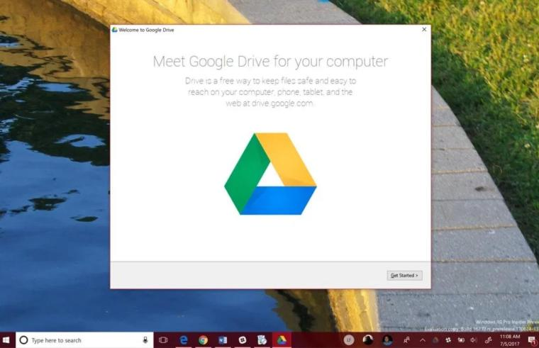 Google Drive Not Syncing on Windows 10