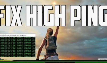 How to Fix High Ping