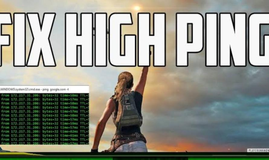 How to Fix High Ping on Windows 10 and Android