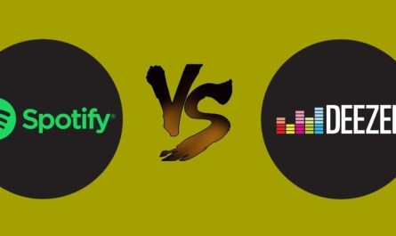 Deezer vs Spotify